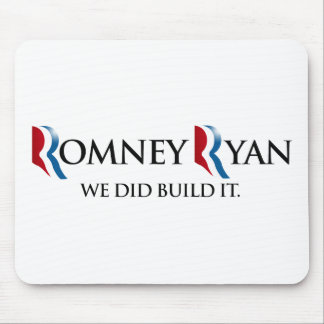 WE DID BUILD IT.png Mouse Pad