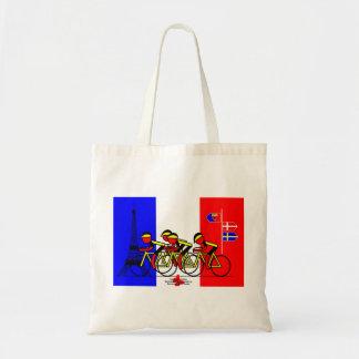 We did it - Team Rynkeby in Paris Bags