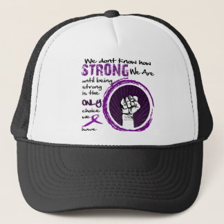 We don't know how STRONG we are... Trucker Hat