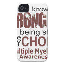 we dont know how we are strong until being strong Case-Mate iPhone 4 case