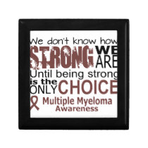 we dont know how we are strong until being strong gift box