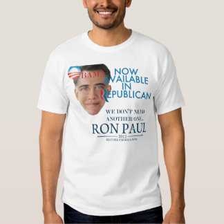 We Don't Need a New Obama T-shirts