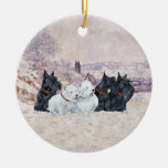 We Five Winter Christmas Tree Ornaments