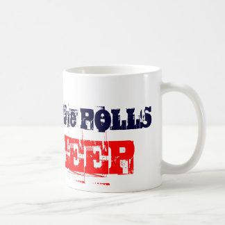 We Flock To The POLLS Like Sheep Coffee Mug