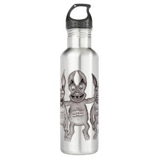 We Gargoyles Three Water Bottle