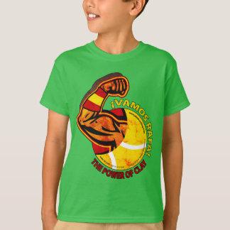 We go Rafa The Power of Clay ED. T-Shirt