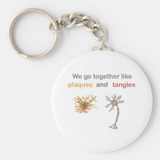 We Go Together Keychain