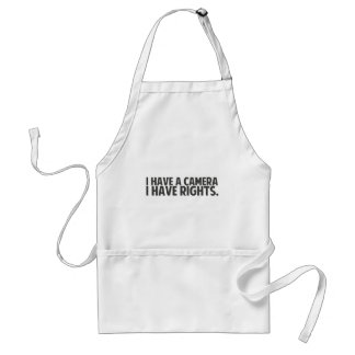 We Got A Right! Adult Apron