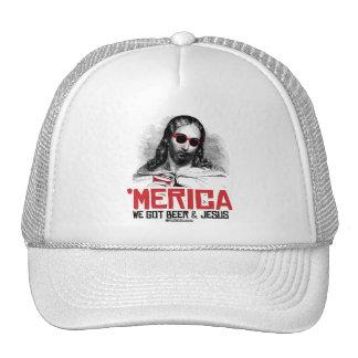We Got Beer and Jesus Trucker Hat