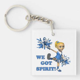 We Got Spirit Key Chain