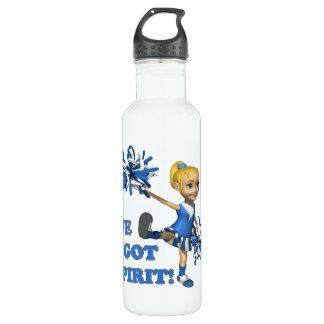 We Got Spirit Stainless Steel Water Bottle