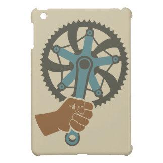 We got the power iPad mini cover