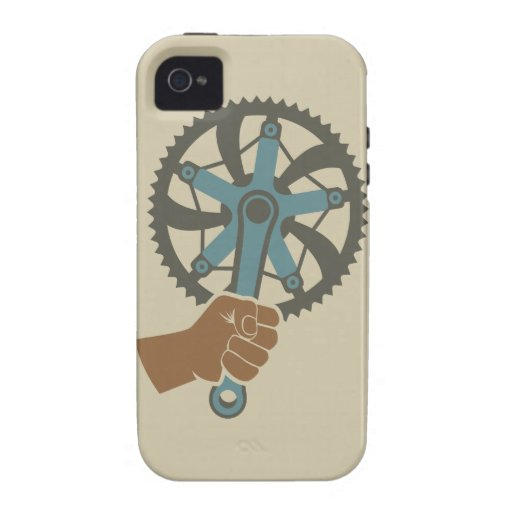 We got the power iPhone 4 case