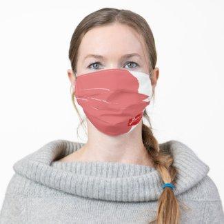 We Gotchya Big Blotch Cloth Face Mask