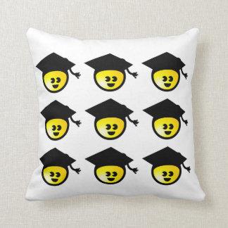 We Graduated! Thanks Google! Throw Pillows