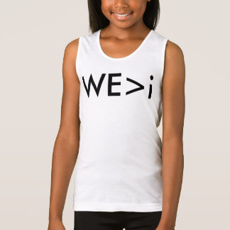 We greater than I Tee Shirts (Youth)