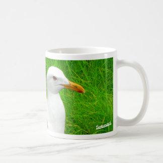 We gull coffee mug