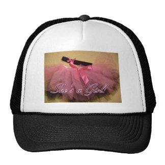 we had a Girl Trucker Hat