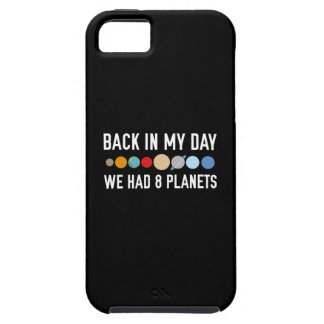 We Had Eight Planets iPhone SE/5/5s Case