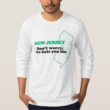 heartlocked We hate you too T-Shirt