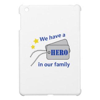 WE HAVE A HERO iPad MINI CASES