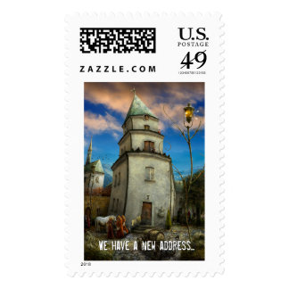 We have a new address | Unique Postage