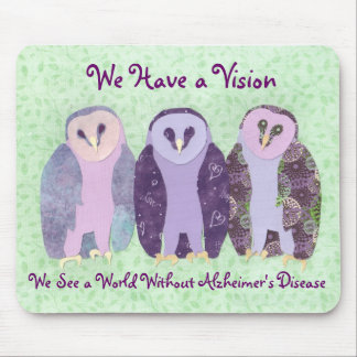 We Have a Vision Mousepad