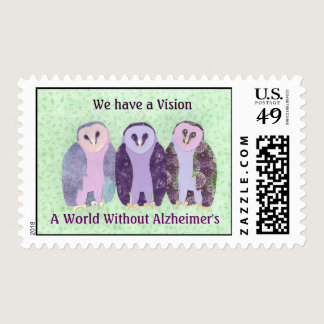 We have a Vision Owls 3a Postage