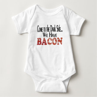 We Have Bacon Baby Bodysuit