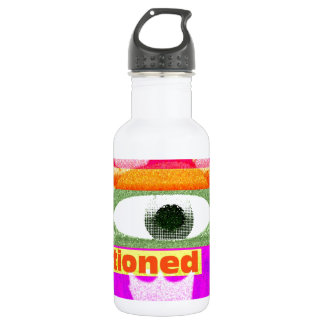 We have been Conditioned Stainless Steel Water Bottle