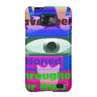 We have been conditioned throughout our lives samsung galaxy SII covers