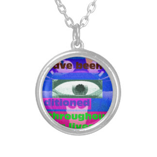 We have been conditioned throughout our lives pendant