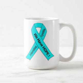 We have HOPE! mug
