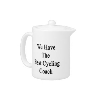 We Have The Best Cycling Coach