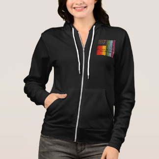 We have the stripes, next the stars. hoodie