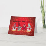 """We Knit You A Merry Christmas Card<br><div class=""""desc"""">We Knit You A Merry Christmas Card</div>"""