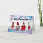 "We Knit You A Merry Christmas Card<br><div class=""desc"">We Knit You A Merry Christmas Card</div>"