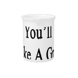 We Know You'll Make A Great Mechanic Drink Pitchers
