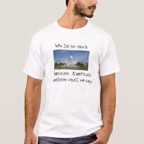 We Lie So Much T-Shirt