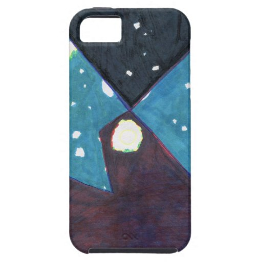 We Live Beyond 4D iPhone 5 Cover