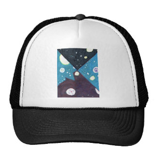 We Live Beyond 4D Trucker Hat