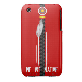 We Live Native™ Collection Case-Mate iPhone 3 Case