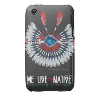 We Live Native™ Collection iPhone 3 Case