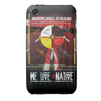 We Live Native™ Collection iPhone 3 Case-Mate Case