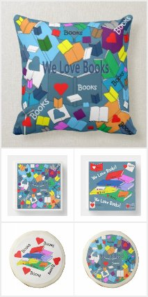We Love Books Collection #7