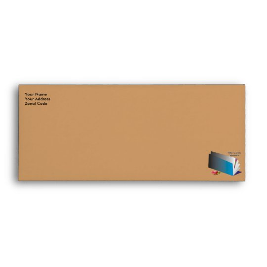 We Love Books Envelope