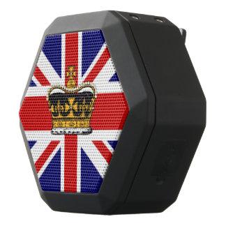 We love Britain Black Boombot Rex Bluetooth Speaker