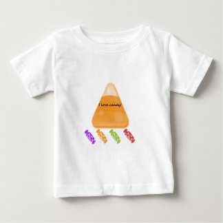 We love candy! baby T-Shirt