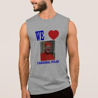 WE LOVE CARDINAL DOLAN SLEEVELESS TEE