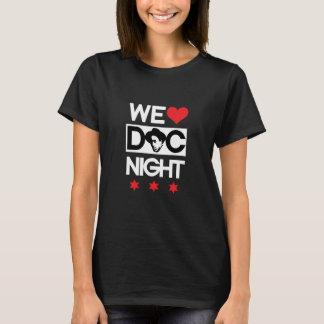 We Love Doc Night (DC Red Stars) T-Shirt